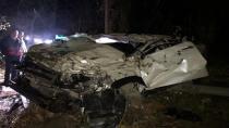Tokat'ta feci kaza: 3 ölü